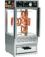 pretzel-warmer